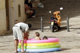 Mallorca en alerta hasta el domingo por temperaturas de hasta 36º