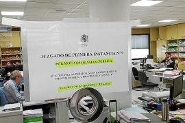 El Poder Judicial ve «imprescindible» crear tres nuevos juzgados en Palma