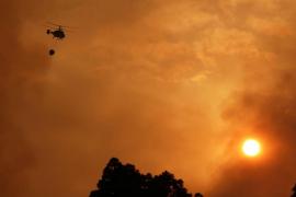 El incendio de La Palma evoluciona favorablemente