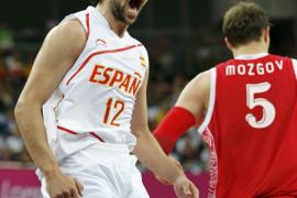 España renace a tiempo para pujar por el oro