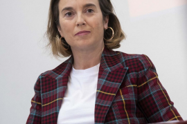 Cuca Gamarra: «Nuestro proyecto está por encima de cualquier persona»