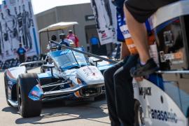 Takuma Sato gana en Indianápolis y Fernando Alonso acaba 21º