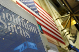 Nadie de Goldman Sachs irá a la cárcel por la estafa que causó la crisis