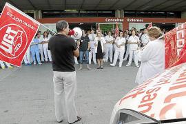 Nuevo viernes de protesta de los funcionarios