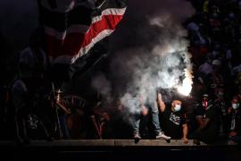 Detenidas 148 personas en París tras la derrota del PSG