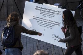 La Fiscalía Anticorrupción investiga a la CUP por hacer campaña por el 1-O