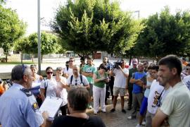 Infructuosa jornada de búsqueda del vecino de Alcúdia desaparecido desde el miércoles