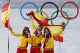 España consigue el oro en la clase Elliott 6M