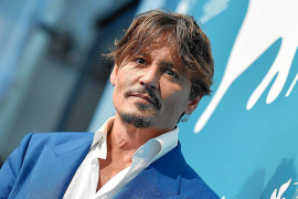 Johnny Depp será la estrella del quinto Festival de Cine Italo-Español en Palma