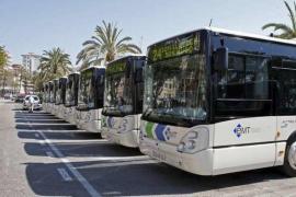 Más frecuencias de los autobuses de la EMT ante la vuelta al cole