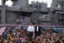Mitt Romney elige al preferido de 'Tea Party' para la vicepresidencia