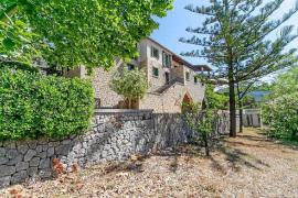 Una casona para hacer un palacio en Valldemossa
