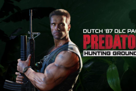 Predator: Hunting Grounds recibe su cuarto DLC