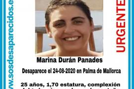 Desaparecida en Palma una joven de 25 años