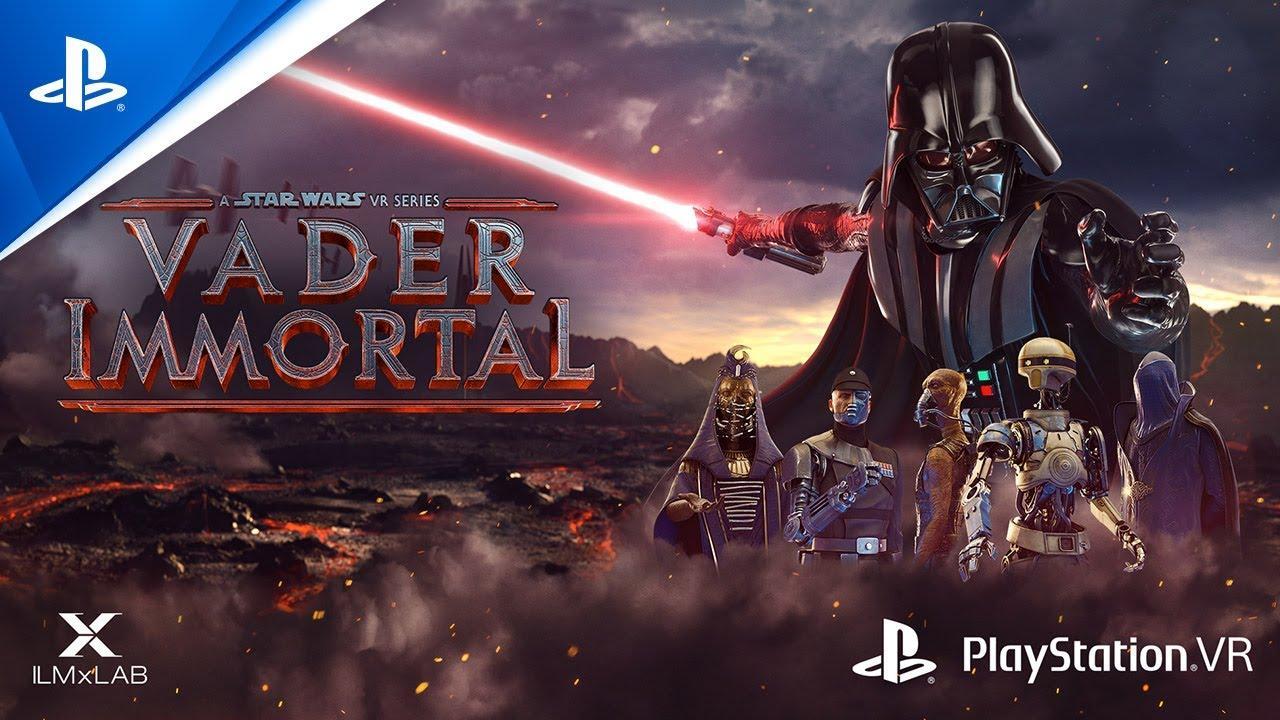 Ya disponible Vader Immortal: A Star Wars VR Series para PlayStation VR
