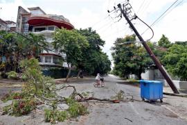 El huracán Laura se fortalece y se dirige al sur de Estados Unidos