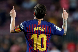 El Manchester City se ve favorito para conquistar a Messi