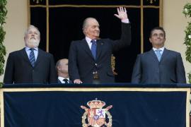 El Rey conmemora la Constitución  de Cádiz con una corrida de toros