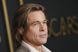 Brad Pitt tiene nueva novia: Nicole Poturalski, una modelo alemana de 27 años