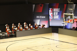 La NBA se reanuda tras la jornada de boicot por la protesta contra el racismo