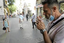 Menos humo en las calles a la espera de las restricciones