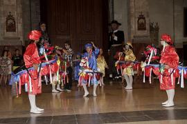 Cavallets Cotoners y agrupaciones de ball de bot, protagonistas de Santa Càndida