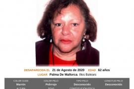 Alerta ante la desaparición de una mujer en Palma desde el 21 de agosto
