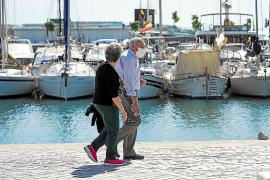 Baleares es una de las comunidades con menos bajas de pensiones por la COVID