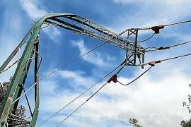 Los suministros de luz, telefonía e internet de las zonas afectadas por la tormenta tardarán varios días en recuperarse