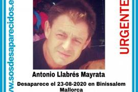Buscan a un hombre desaparecido desde hace una semana en Binissalem