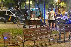 Al menos cuatro detenidos por abusar de una menor y dar palizas en el parque Wifi