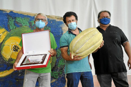 Un melón más que grande