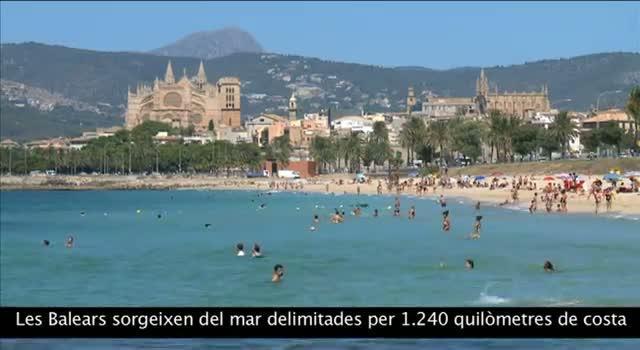El Govern difunde  vídeos para aconsejar  a los turistas sobre las actividades de ocio