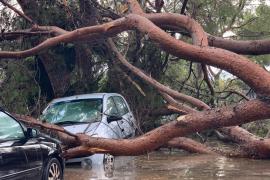 Reabiertos los últimos tramos de carretera cortados por el temporal