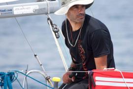 El navegante José Linares, rumbo a la Mini Transat 2021