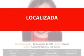 Localizada una mujer desaparecida en Palma