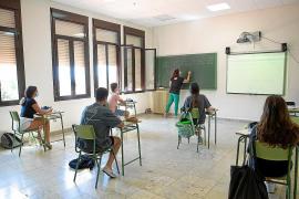 Docentes de Ibiza exigen «más profesorado» para el nuevo curso