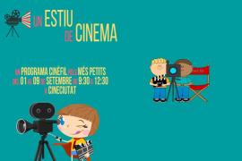 CineCiutat y Cort programan actividades en torno al cine para los más pequeños