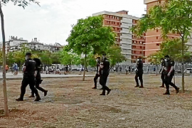 El Ajuntament de Palma busca financiación para vallar el parque Wifi