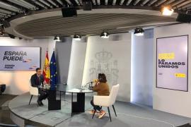 Sánchez: «Nos preocupa la evolución de la epidemia en Madrid»