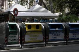 Descienden el consumo de agua y los kilos de basura recogida en Palma