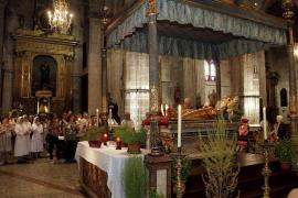 La fiesta de la Mare de Déu Morta aúna patrimonio histórico y espiritualidad