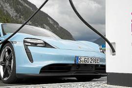 Porsche Taycan: novedades