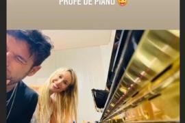 Pablo López, el nuevo profesor de piano de la hermana de Rafa Nadal