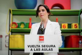 Ayuso censura a Sánchez: «No he conocido ningún país en el que el presidente arremeta contra su capital»