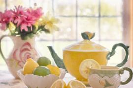 Cebolla, limón, jengibre y otros tipos de broncodilatadores naturales