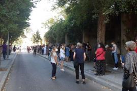 Críticas a las pruebas PCR en masa a los docentes de Madrid
