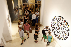 Los galeristas piden «responsabilidad» para una Nit de l'Art atípica