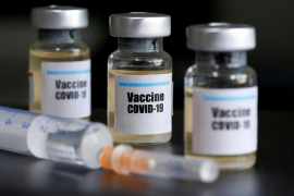 EE.UU. se prepara para distribuir una posible vacuna contra el coronavirus en octubre