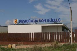 Un positivo en la residencia Son Güells obliga a aislar a sus residentes